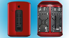 #Apple design chief #Jony Ive customizes Apple #Mac #Pro with red shade. Going for auction next month for $40,000 to $60,000 - http://cosimple.com/jony-ive-red-mac-pro/