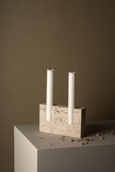 Swedish designer Sanna Völker and the Snug candle holder