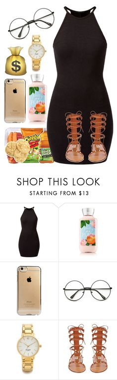 """Untitled #1088"" by zaya775 ❤ liked on Polyvore featuring Agent 18, Kate Spade and Valentino"