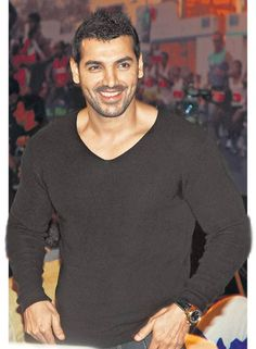 If you can resist John Abraham's dimples then you're made of sterner stuff (and kind of crazy).