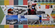 San Francisco vacation layout from Random Memories