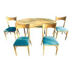 $1500. Image of Paul McCobb for Calvin Furniture Dining Set