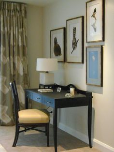Guest Bedroom Study space