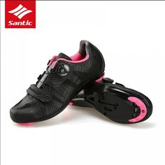 Road Bike Shoes, Cycling Shoes, Sports Footwear, Road Bike Women, Professional Women, Types Of Shoes, Mtb, All Black Sneakers, Athletic Shoes