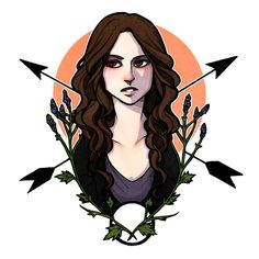 Teen Wolf Fanart, hydrae: Verbena | Mountain Ash | Fraxinella |...