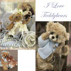 I love Teddybears