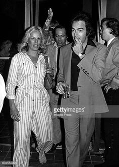 Marcia Murphy, 2nd wife of Neil Diamond,the marriage lasted twenty some years