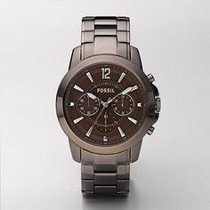 Stunning brown metal tones watch