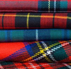 WSH loves traditional tartan. Via bridles and bow ties.