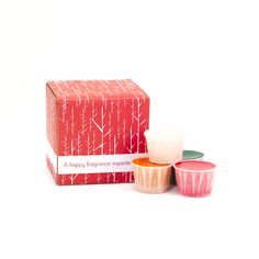 Scented Fire Starters (Box of 12)  – Your Fireplace will love you for it!  Fragrance selection varies by box. Just $7.48 www.ttscents.com