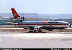 XA-DUH Aeroméxico McDonnell Douglas DC-10-30