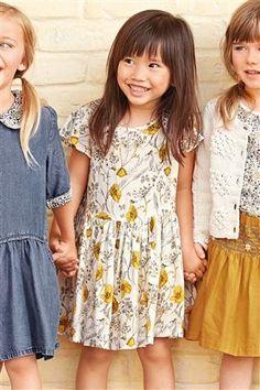 Ditsy Print Dress (3mths-6yrs) by Next