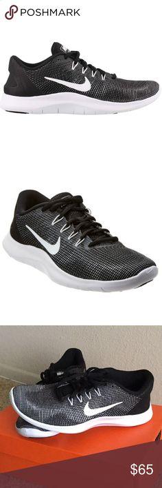 58f45f00b65c Nike Flex RN 2018 Black Running Shoes NWT Nike Flex RN 2018 running shoe.  Black