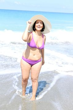 Curvy, Plus Size, Swimsuit, Fiorella Rubino, Summer, beachwear, bikini, curvy model, plus size model, swimwear, fiorella rubino 2014, swimwe... Conservative Swimsuit, Swimsuits, Bikini Swimwear, Bikinis, Fiorelli, Plus Size Bikini, Curvy Models, Plus Size Model, Bikini Bodies