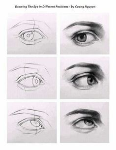 Charcoal Drawing Tips Eye drawing steps Eye Drawing Tutorials, Drawing Techniques, Art Tutorials, Drawing Skills, Drawing Tips, Painting & Drawing, Drawing Ideas, Drawing Practice, Sketching Tips