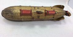 Shenandoah 766 Lehmann Zeppelin Antique Toy Super RARE Works | eBay