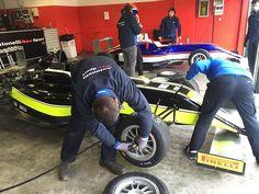 F4 Italian Championship: João Vieira foi o mais rápido nos testes em Misano