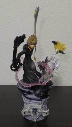 SQUARE Disney Kingdom Hearts Formation Arts vol.2 ROXAS