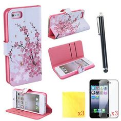 (TRAIT)8IN1 Pink Flower PU Leather Wallet Cases Protective Skin for iphone 5 for iphone 5s Flip Folio Case Stand Holder+touch Screen Pen +3* Screen Protector +3* Cleaning Cloth TRAIT,http://www.amazon.com/dp/B00F5QCBMO/ref=cm_sw_r_pi_dp_5aHetb024JBP1GJ3