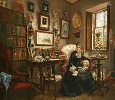Cornelia A. Fassett    Mrs. Charles A. Lamb, detail    1878