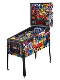 Stern X-men Wolverine LE Limited Edition Pinball Machine