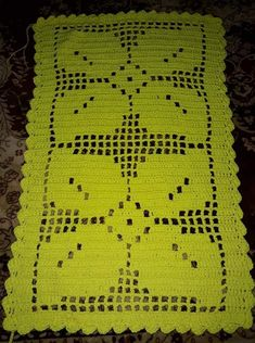 Crochet Lace Edging, Chunky Crochet, Cotton Crochet, Filet Crochet, Crochet Doilies, Baby Blanket Crochet, Crochet Baby, Knit Crochet, Doily Patterns