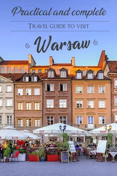 In this Travel Guide to Warsaw you will find all the information you need to start planning your trip to this fast growing and vibrant city. Weekend Breaks, Weekend Trips, Warsaw University, Walkable City, Warsaw Poland, Photography Guide, Europe Travel Guide, Travel Videos, Get Directions
