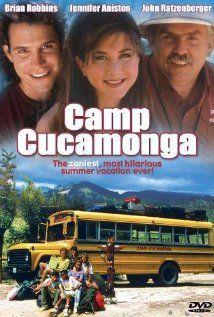 "Camp Cucamonga (""old school"" favorite!) Oh yeah! Oh yeah!"