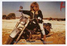 #Motocicliste: Tina, the best
