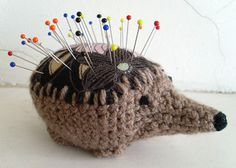 ˜Hedgehog pincushion