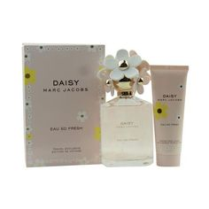 Marc Jacobs Daisy Eau So Fresh By Marc Jacobs Set ($79) ❤ liked on Polyvore featuring beauty products, fragrance, marc jacobs, marc jacobs perfume and marc jacobs fragrance