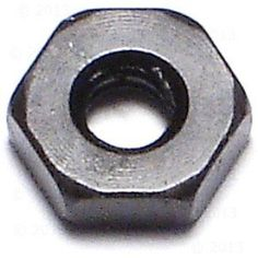 6-32 Hex Nut - Black (25 pieces) by Monster Fastener. $2.23. 6-32 Hex Nut - Black Home Hardware, Fasteners, Nails, Black, Finger Nails, Black People, Ongles, Nail, Sns Nails