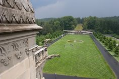 Rooftop Tour, Biltmore Estate