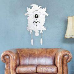 Astoria Grand Pinkerton Cuckoo Wall Clock #aff