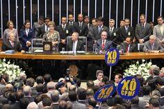Dilma lê mensagem na abertura do ano legislativo (foto: Charles Sholl/Estadão Conteúdo)