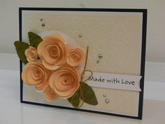 My Time. My Hobby.My Cards.: flowers cards