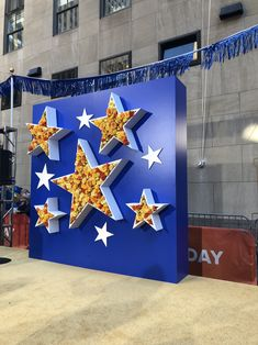 We had so much fun transforming the TODAY Show Plaza with a custom flower wall for Board Decoration, Class Decoration, School Decorations, Balloon Decorations, Disney Frames, Floral Event Design, Photo Booth Frame, Hollywood Party, Graduation Party Decor