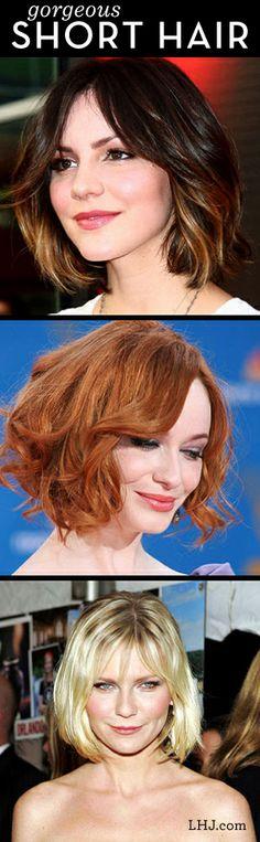 Gorgeous Short Haircuts