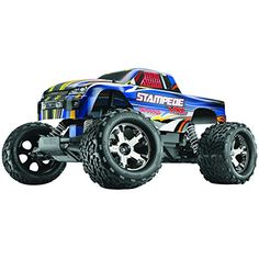 Traxxas 360763 110 Stampede VXL RTR with Stability Management Colors May Vary *** Continue to the product at the image link.