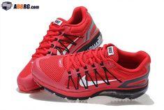 sports shoes 4233a d100c New Air Max 2020 Semi-palm Cushion Mens Running Shoes Red Black  1801-AIRMAX20M-3   -  89.00