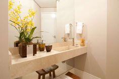 Como decorar seu lavabo pequeno sem perder o charme