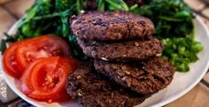 Solid recipe for another version of Black Bean Burgers