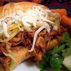 Porc effiloché pour sandwichs @ qc.allrecipes.ca