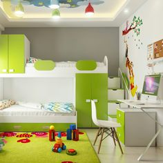 Childrens Bedroom Designs In India Home Decorating Ideas
