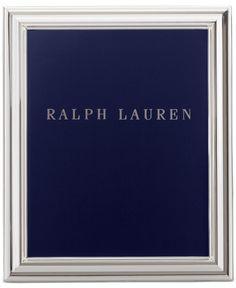 "Ralph Lauren Ogee 8"" x 10"" Picture Frame"