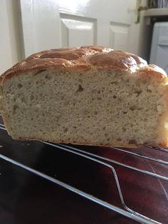 Házi kenyér, ez egyszerűen verhetetlen! Ismét remekül sikerült! Bread, Food, Brot, Essen, Baking, Meals, Breads, Buns, Yemek