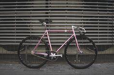 Iribe NJS Track Bike Pink - Pedal Room