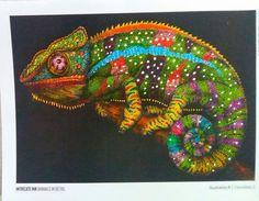Chameleon 3 by Pris Céspedes