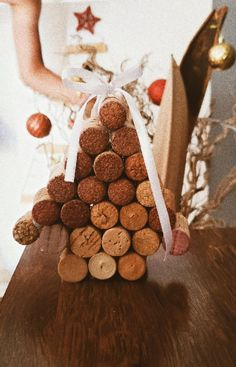 35, Decoration, Stuffed Mushrooms, Instagram, Food, Corks, Wine Pairings, Creativity, Yule