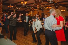 These people loved to dance! Photo by Stephanie Susie Photography.